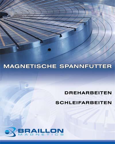 Magnetische spannfuter