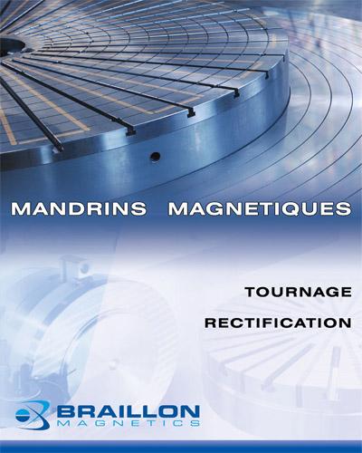 Mandrins magnétiques
