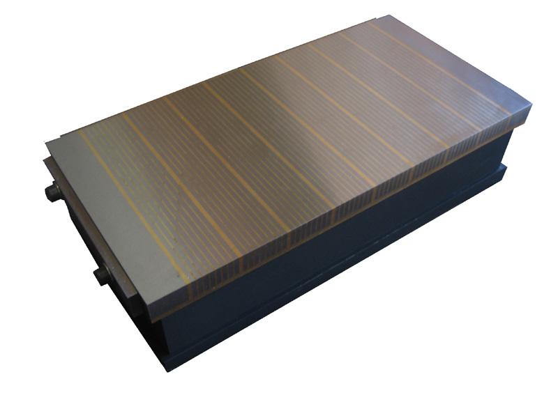Elektro und Elektropermanent - Magnetspannplatten - Fräsen