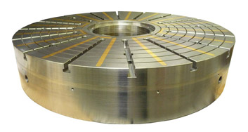Elektro und Elektropermanent - Magnetspannfutter