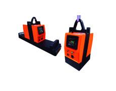 Batterie Lasthebemagnete