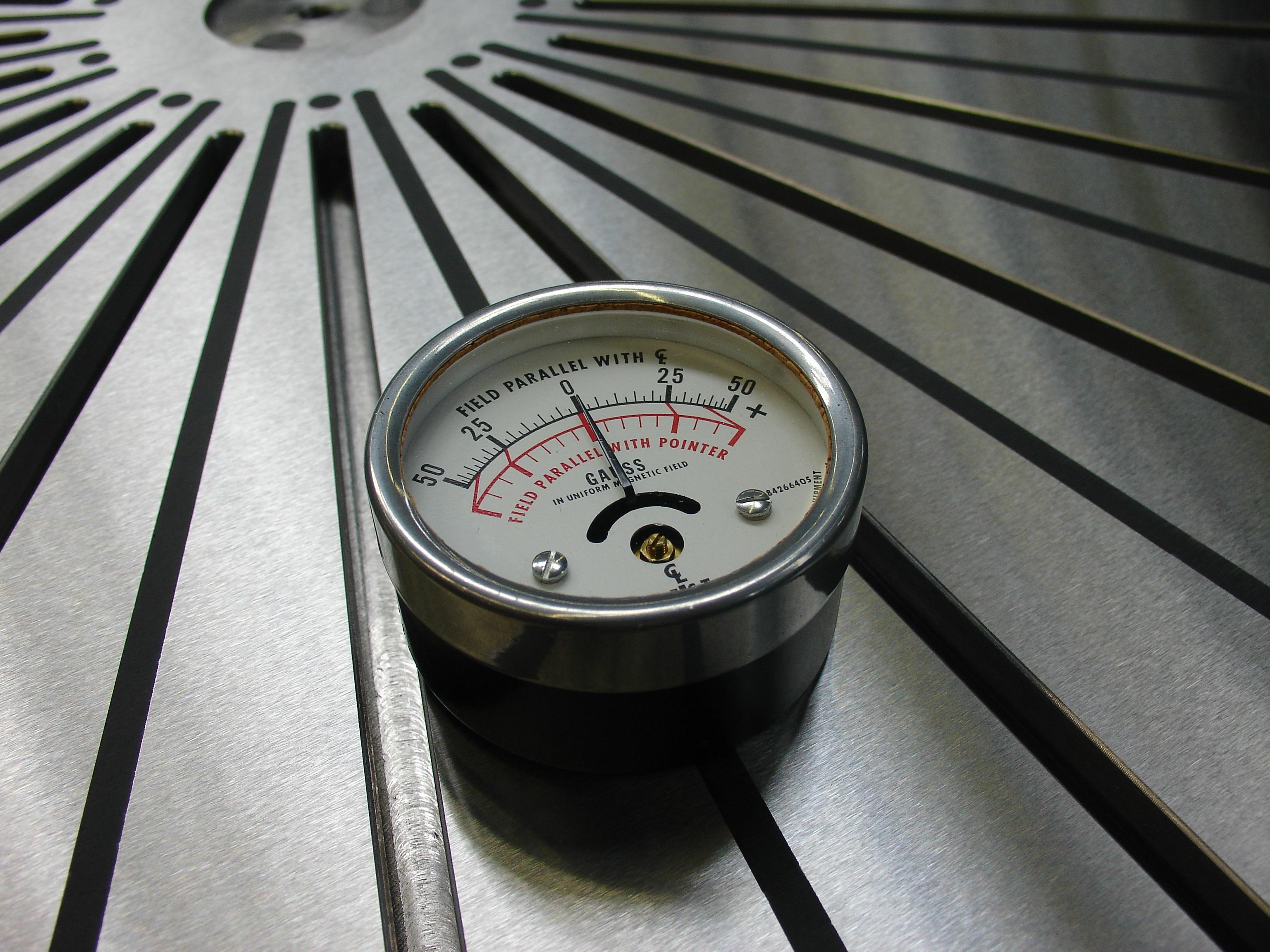 Appareils de mesure