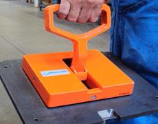 Accessoires magnétiques de manutention