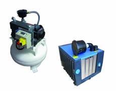 Vakuum-Aggregat und Pumpe