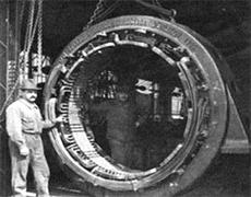 Magnetismus seit 1921