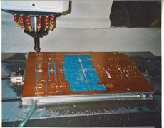 Non ferrous machining
