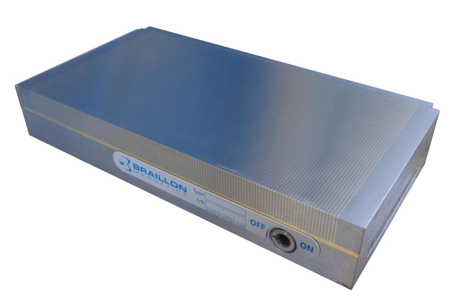 Permanent - Magnetspannplatten
