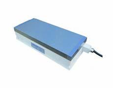 Plateaux électropermanents et électromagnétiques - rectification