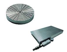 Vakuum Spannplatte und Spannfutter