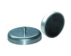 Magnetic Circular Holder with Threaded Rod