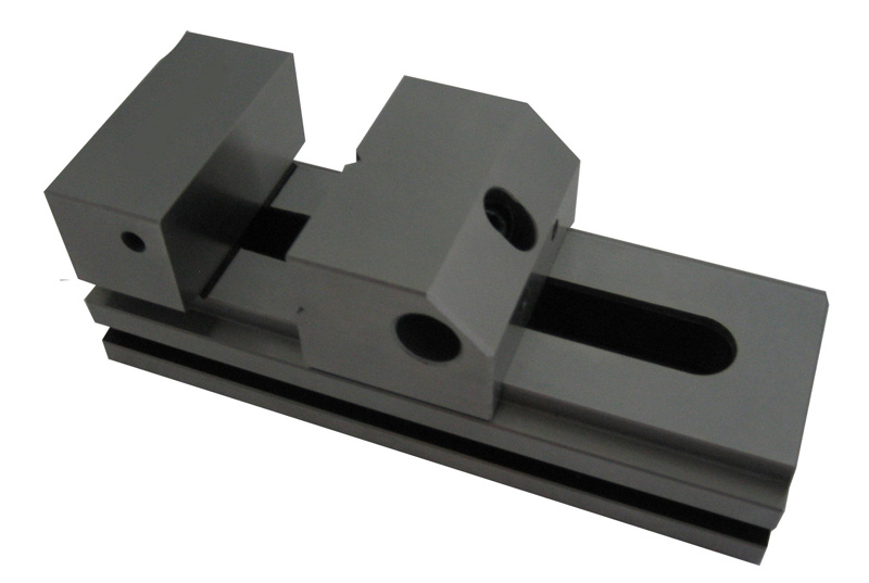 High precision vise in stainless steel
