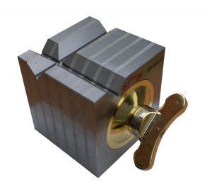 bloc magnétique avec Vés