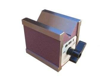 Permanent magnetic vee block type VM20