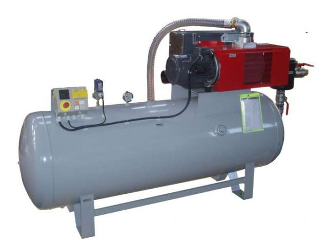 30.10 Vacuum unit