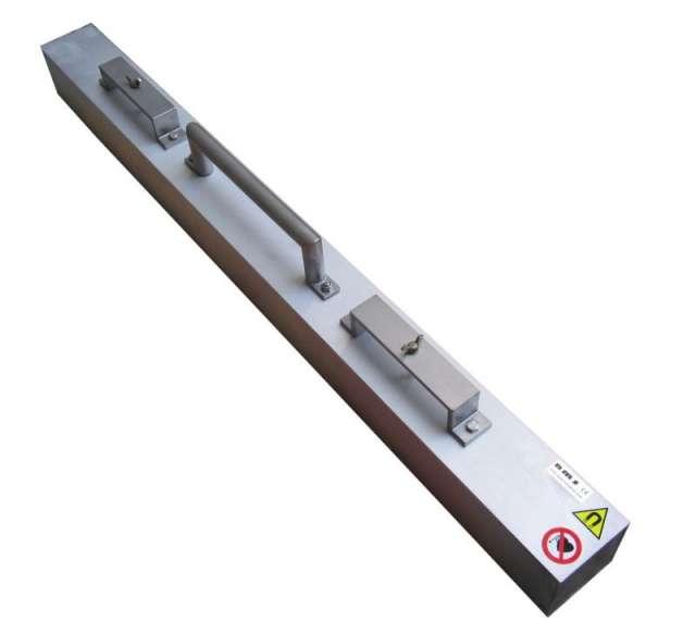 MAGNETIC BROOM FOR FORKLIFT   Braillon Magnetics   Manual