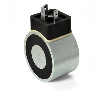 ventouse lectromagn tique type gmhx braillon magnetics culasse acier levage manutention. Black Bedroom Furniture Sets. Home Design Ideas